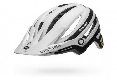 Bell Sixer Mips Fasthouse Helmet Matte White Black 2021 L  58 62 Cm