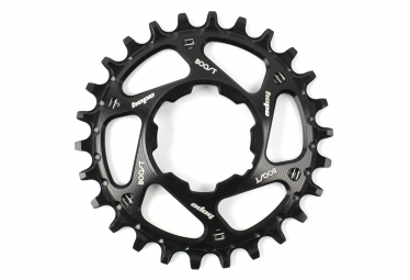 Hope Spiderless Chainring Boost - Black