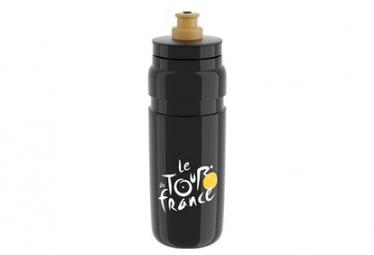 Bidón Elite Tour de France / 750 ml / Negro / 2019