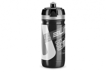 Elite Corsa Bottle / 550 ml / Black / Silver