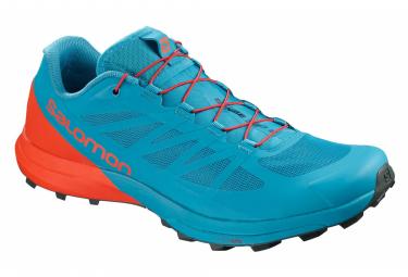 Zapatillas Salomon Sense Pro 3 para Hombre Azul / Naranja