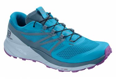 Salomon Sense Ride 2 Hiking Shoes Grey