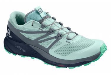 Salomon Sense Ride 2 Hiking Shoes Green