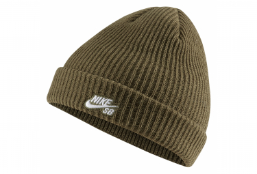 Bonnet Nike SB Fisherman Vert Olive