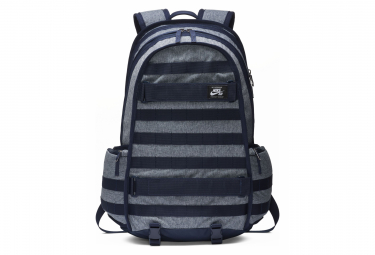 Nike SB RPM Backpack Grey Navy Blue