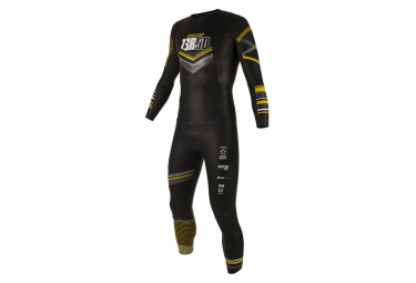 Z3ROD Vanguard Wetsuit Black Yellow