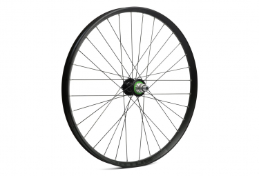 Hope Fortus 35W Pro 4 27.5 '' Rear Wheel | 9x135 / 12x142mm | Black