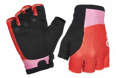 Poc Essential Road Light Gloves - Rouge / Rose