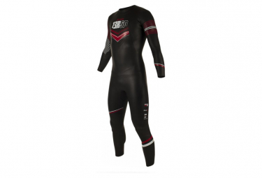 Z3ROD Atlante Wetsuit Black red