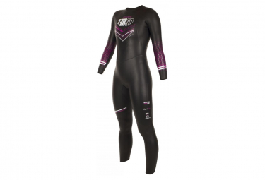 Z3ROD Atlante Women Wetsuit Black red