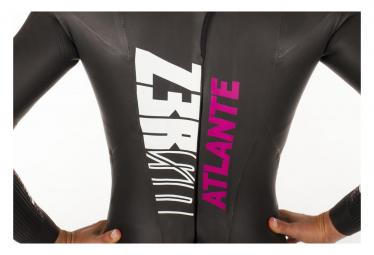 Z3ROD Atlante Women Wetsuit Black red
