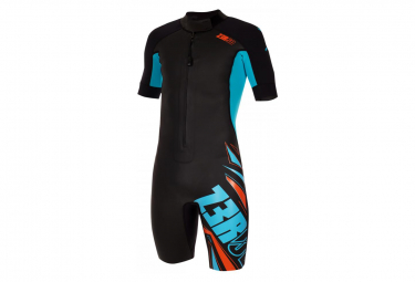 Z3ROD Swimrun Wetsuit Start Black Blue