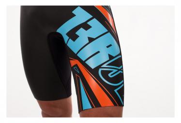 Z3ROD Swimrun Wetsuit Start Black Blue