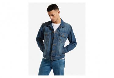 Image of Blouson en jeans wrangler stone l