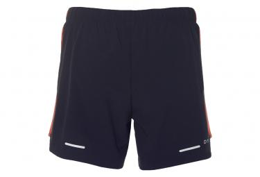 Asics 5.5 In Short 2012A252-009, Femme, Noir, Pantalon short