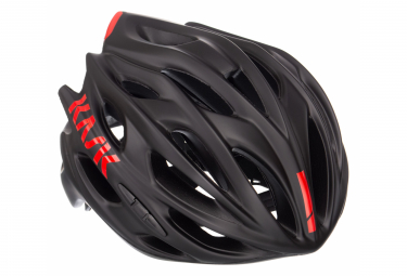 Kask Mojito X Helmet Matt Black Red