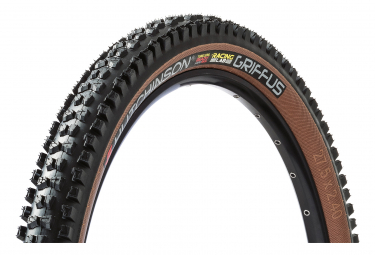 Hutchinson Griffus Racing Lab 2.40 MTB Tire 27.5 Tubeless Ready Folding Hardskin Race Ripost Gravity Tan Sidewalls eBike
