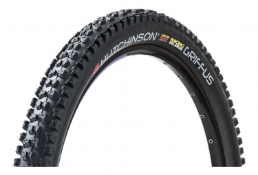 Cubierta Tubeless Ready  Hutchinson Griffus Racing Lab 2.40 Tubeless Ready Hardskin Race Ripost Gravity 27.5'' Plegable