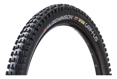 Cubierta Tubeless Ready  Hutchinson Griffus Racing Lab 2.50 Tubeless Ready Hardskin Race Ripost Gravity 27.5'' Plegable