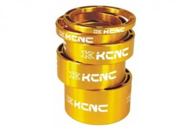 Entretoises - Bagues de réhausse KCNC - Or