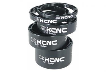 Entretoises - Bagues de réhausse KCNC - Noir