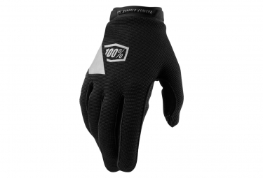 100% Ridecamp Womens Glove Black