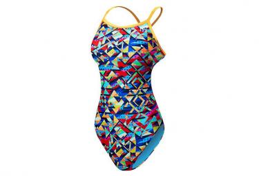Tyr mosaic diamondfit women wetsuit  multicolor 34 us