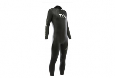 TYR Hurcane Cat Women Suit black white