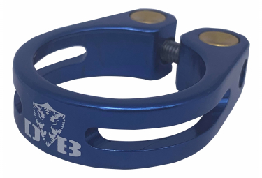 Collier de Selle Dabomb MARK2 34.9mm Bleu