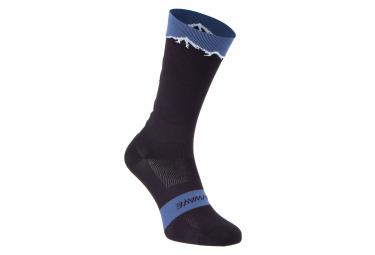 Pair of Northwave Vibe Socks Black / Blue