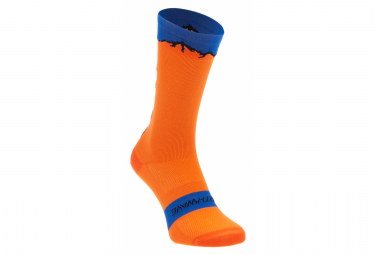 Northwave Socks Vibe Orange / Blue