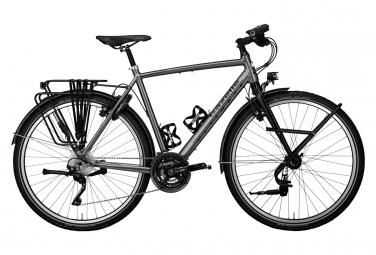 Gazelle Ultimate Marco Polo Travel Bike Shimano XT 10S Grey 2019