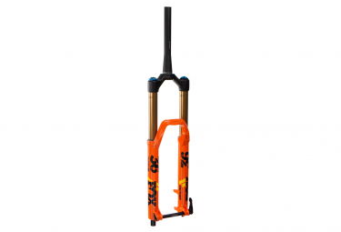 Forcella Fox Racing Shox 36 Float Factory Grip 2 HSC / LSC 27,5 '' | Aumenta 15x110mm | Offset 44 | Orange 2020