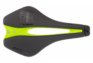 Sella Prologo Dimension NDR Tirox Antracite / Lime