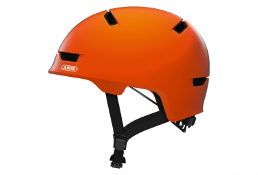 Casque Bol Abus Scraper 3.0 Orange