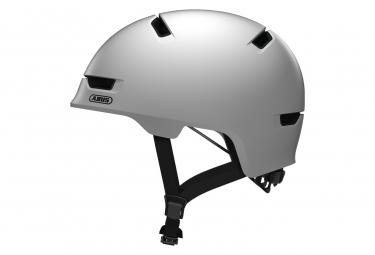 Abus Scraper 3.0 Helmet Polar Matt White