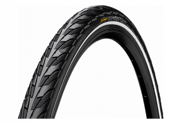 Continental Contact 700 mm Tire Tubetype Wire SafetySystem Reflex Sidewalls E-Bike e25