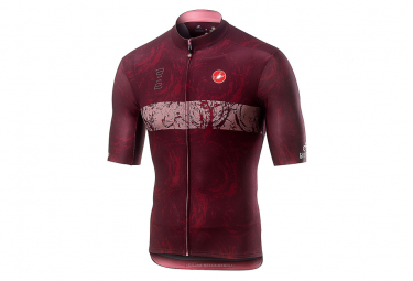 Castelli Sangiovese Jersey / Red