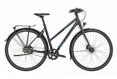 TrekL500 Stagger Womens City Bike  Noir / Gris