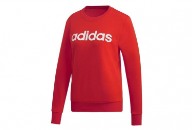 Sweats Adidas W Essentials Linear Crewneck