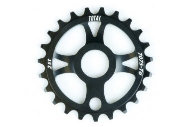 COURONNE TOTAL ROTARY 28T BLACK