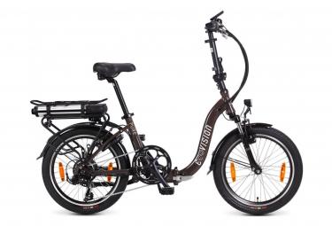 Vélo pliant électrique E-VISION Pure