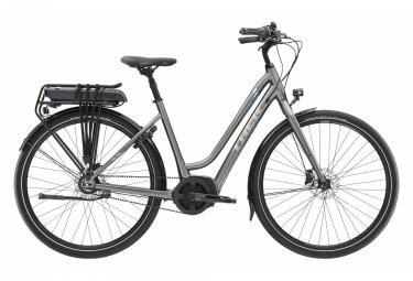 Trek UM4+ Midstep 500 Wh Women Hybrid City Bike Shimano Nexus 7S Belt Anthracite 2019