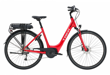 Trek TM1+ Lowstep 400 Wh Womens E-Bike  Rouge
