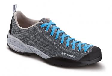 Chaussures De Randonnée Scarpa Mojito Fresh Gray Azur