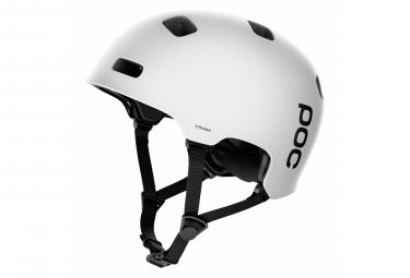 POC Bowl Helmet CRANE Krypton White Matt