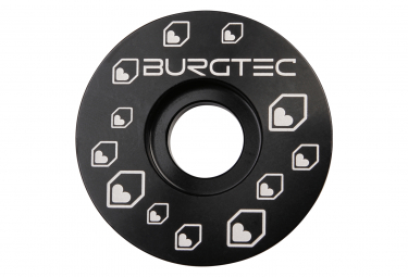 Capot de Direction Burgtec Top Cap Noir