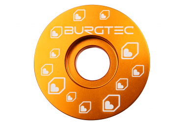 Burgtec Top Cap Burgtec Orange