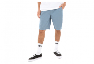 Short Vans Mn Authentic Cuff Short Bluestone