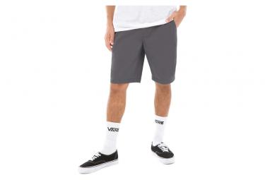 Short Vans Mn Authentic Cuff Short Asphalt